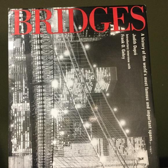 Bridges hardcover oversized book most famous spans